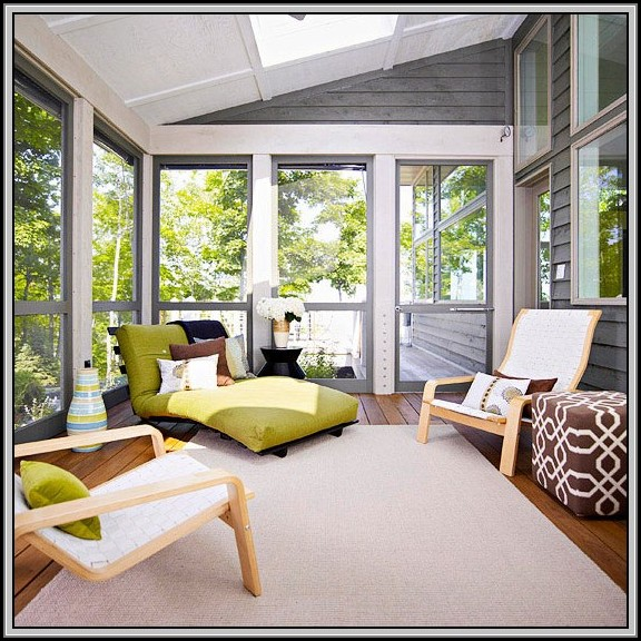 Screened Porch Ideas Florida