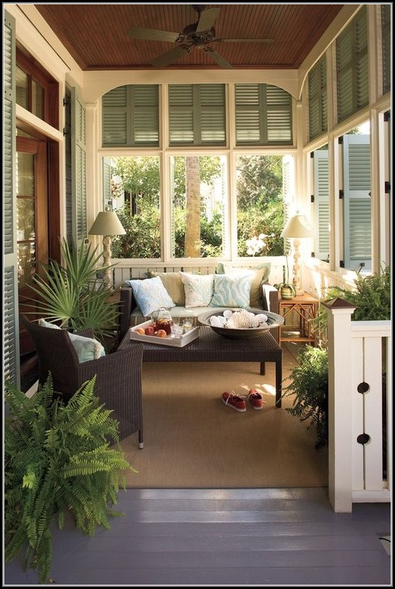 Screened Porch Ideas Pinterest