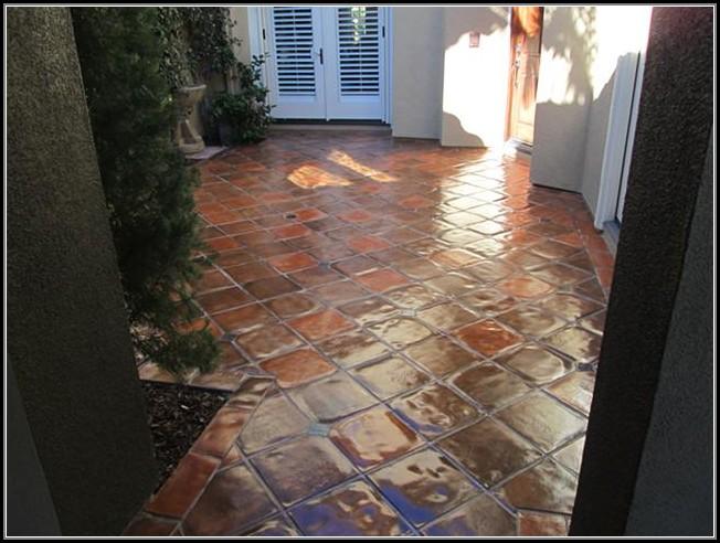 Sealing Concrete Patio Slabs