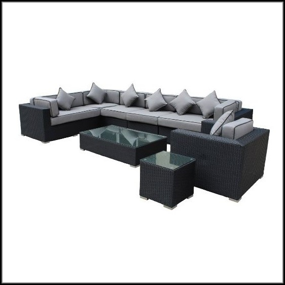 Sectional Patio Set Canada