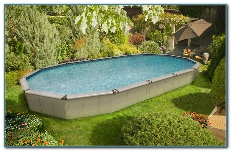 Semi Above Ground Pools Nj