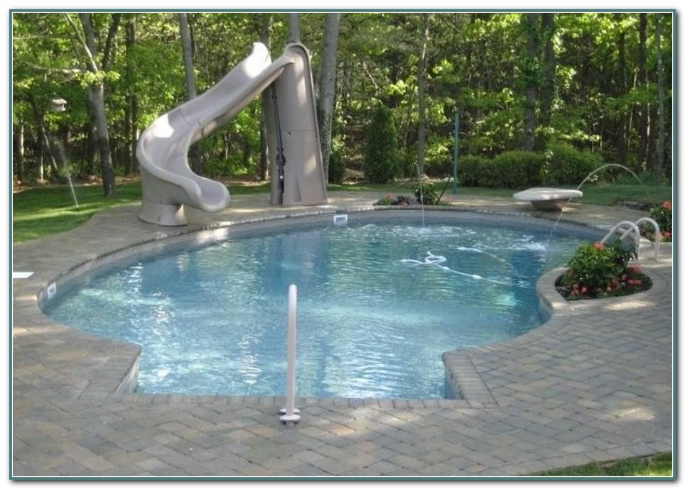 Semi Inground Pools Long Island New York