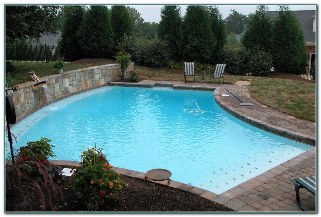Sequoyah Swimming Pools Knoxville Tn