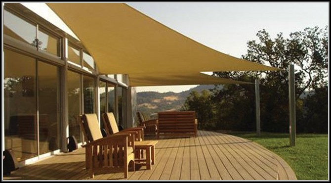 Shade Sails For Patios