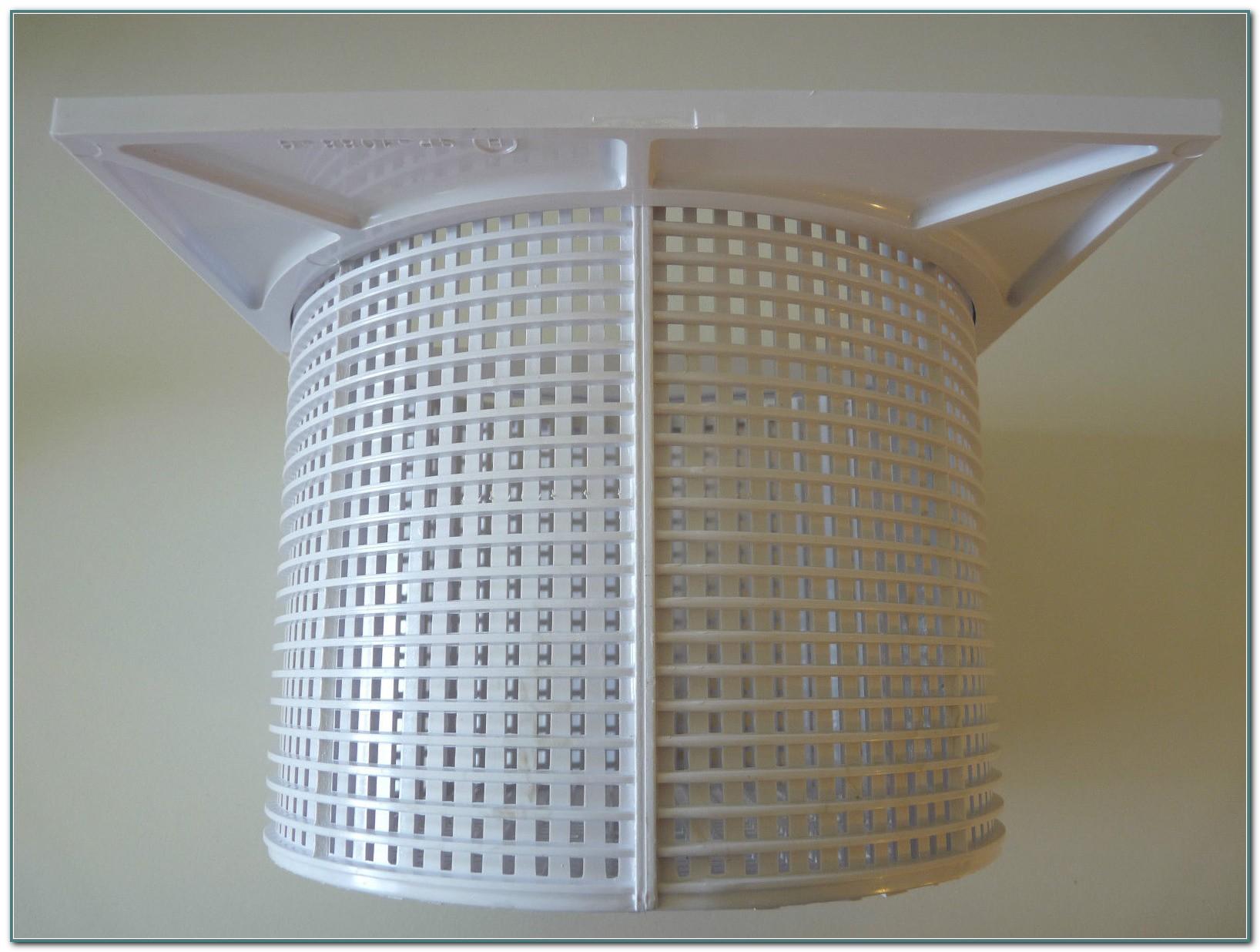 Skimmer Basket For Inground Pool