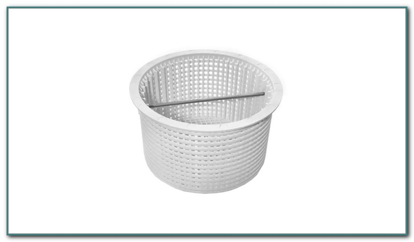 Skimmer Basket For Pool