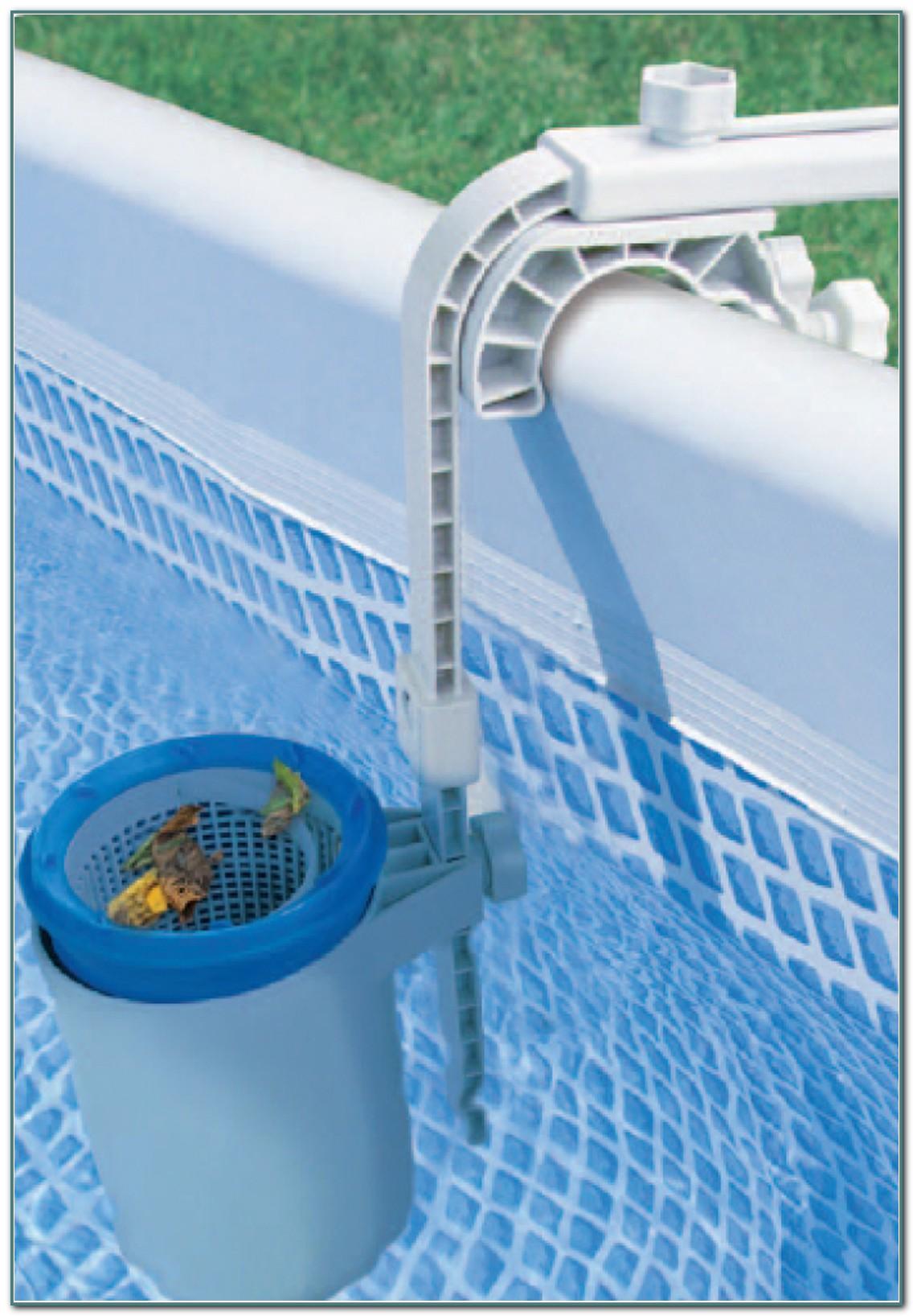 Skimmer For Intex Pool