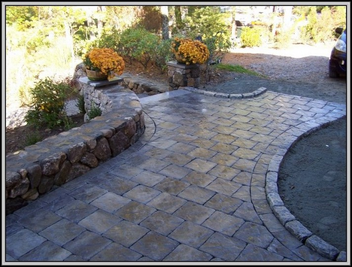 Slate Patio Pavers Ideas