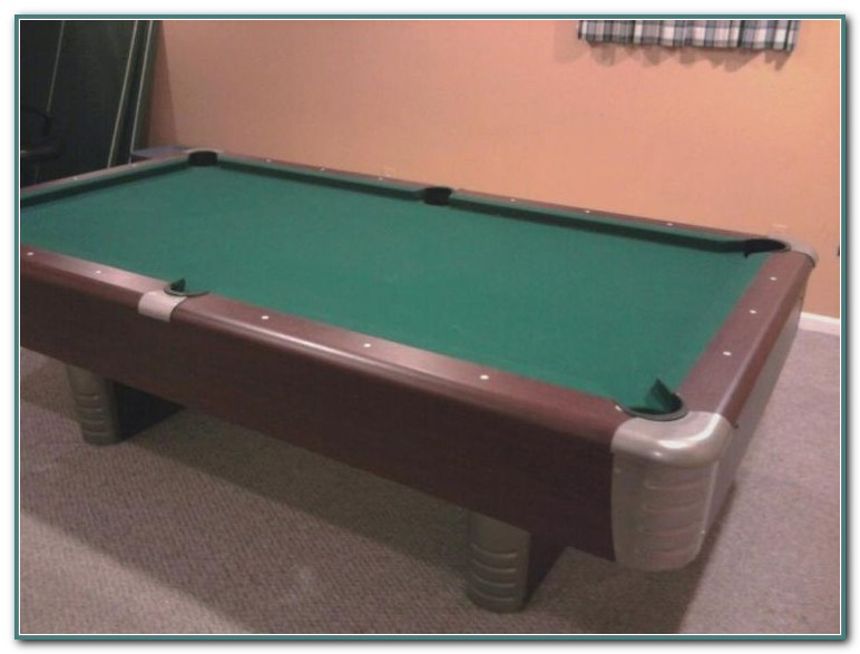 Slate Pool Table Weight