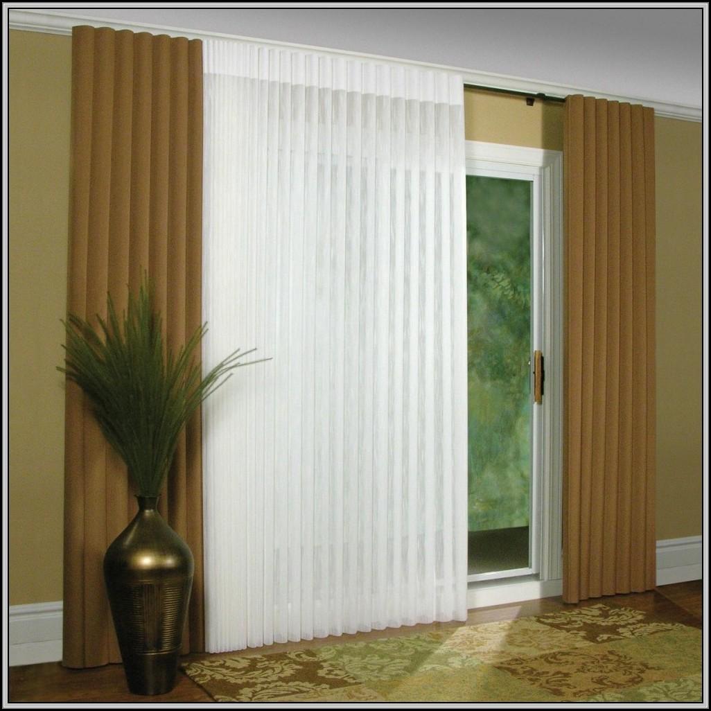 Sliding Patio Door Blackout Curtains