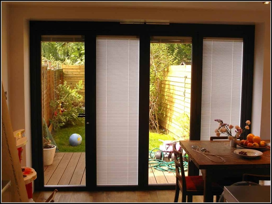 Sliding Patio Door Blinds Home Depot