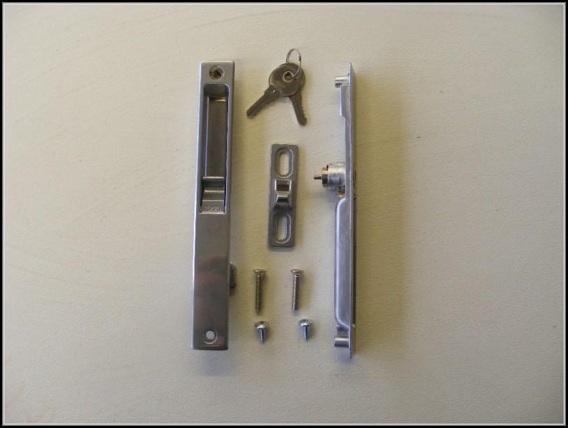 Sliding Patio Door Lock Replacement