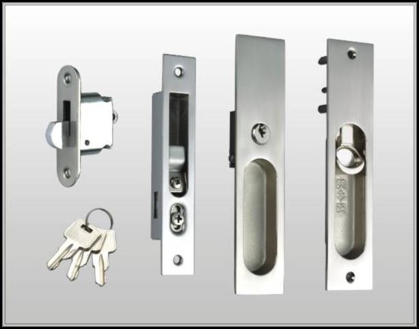 Sliding Patio Door Lock With Key