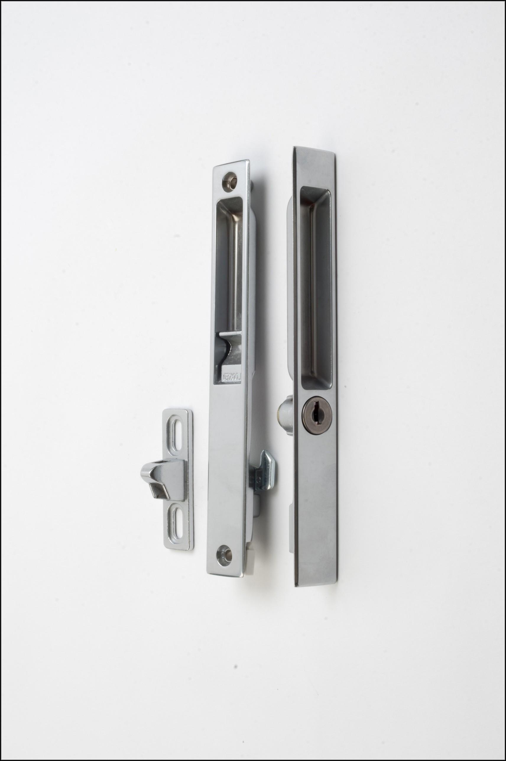 Sliding Patio Door Locks