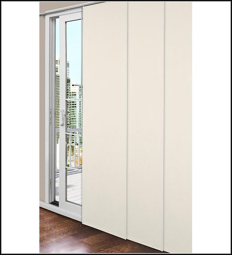 Sliding Track Panels For Patio Doors