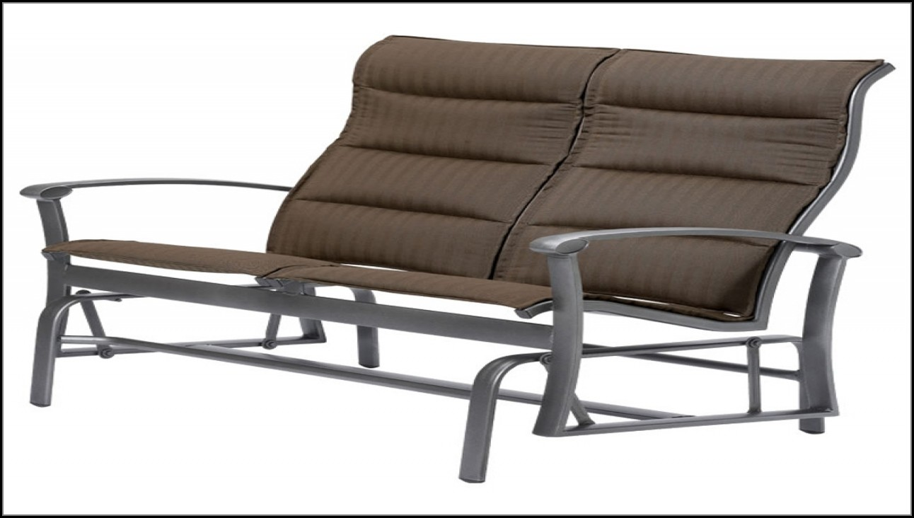 Sling Glider Patio Furniture