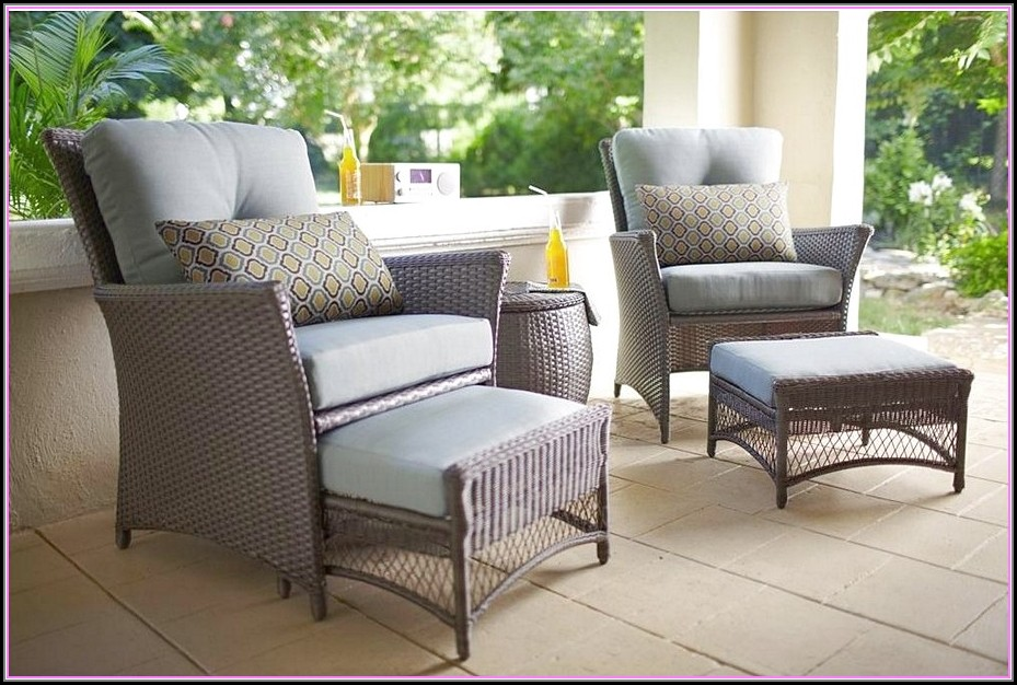 Slingback Patio Chairs Home Depot