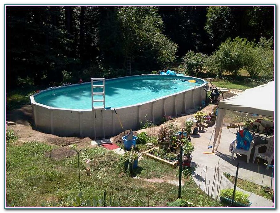 Small Above Ground Pools For Small Backyards