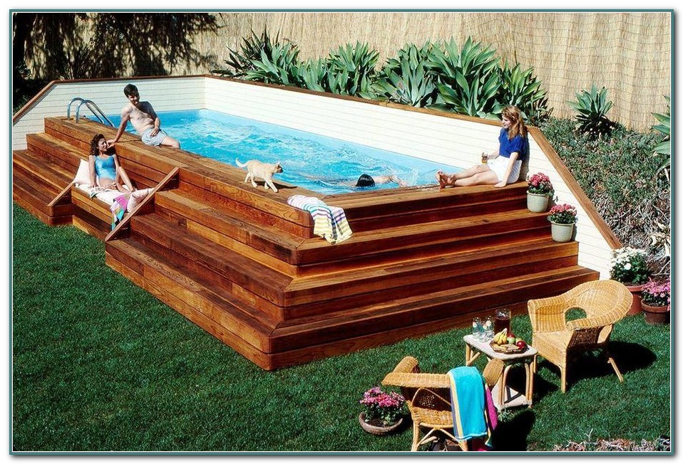 Small Above Ground Pools For Small Yards