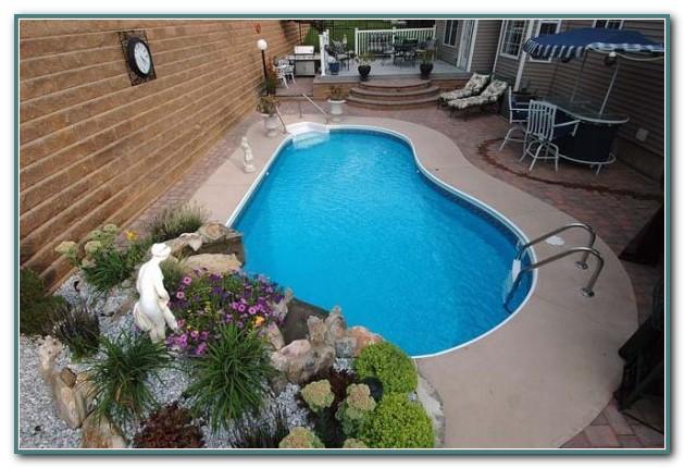 Small Inground Pools Nj
