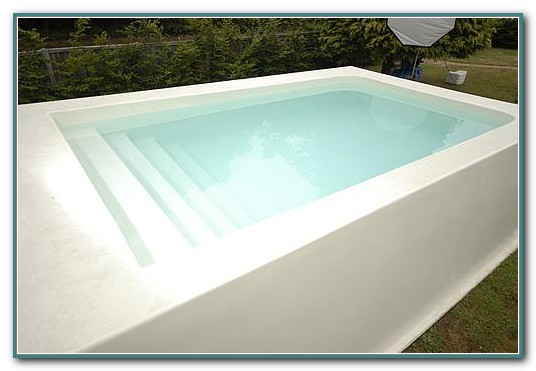 Small Rectangular Above Ground Swimming Pools