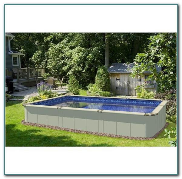 Small Rectangular Pools Above Ground