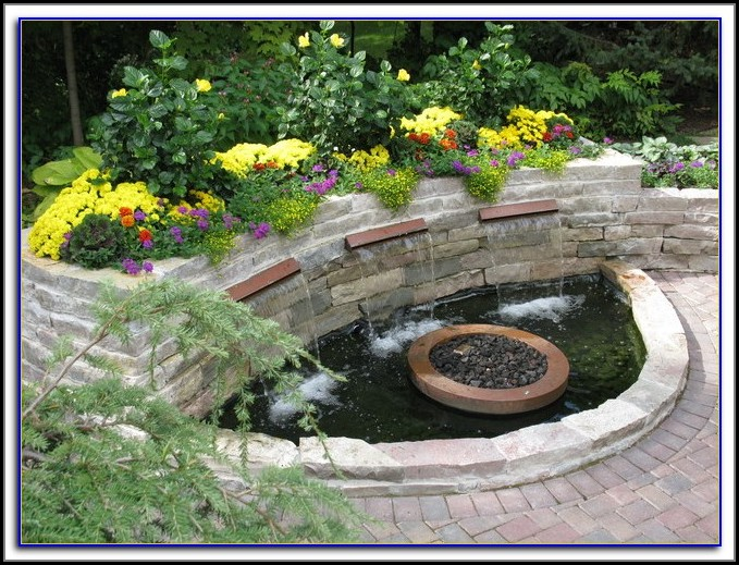 Small Water Features For Patios Australia