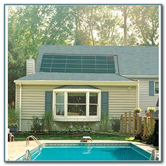 Smartpool Solar Pool Heater