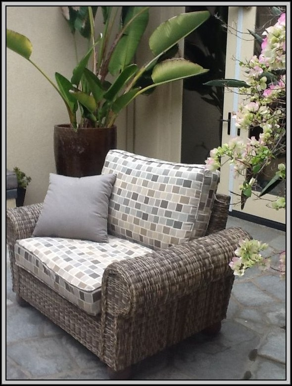 Smith And Hawken Outdoor Furniture Replacement Cushions