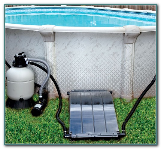 Solar Arc Swimming Pool Heater
