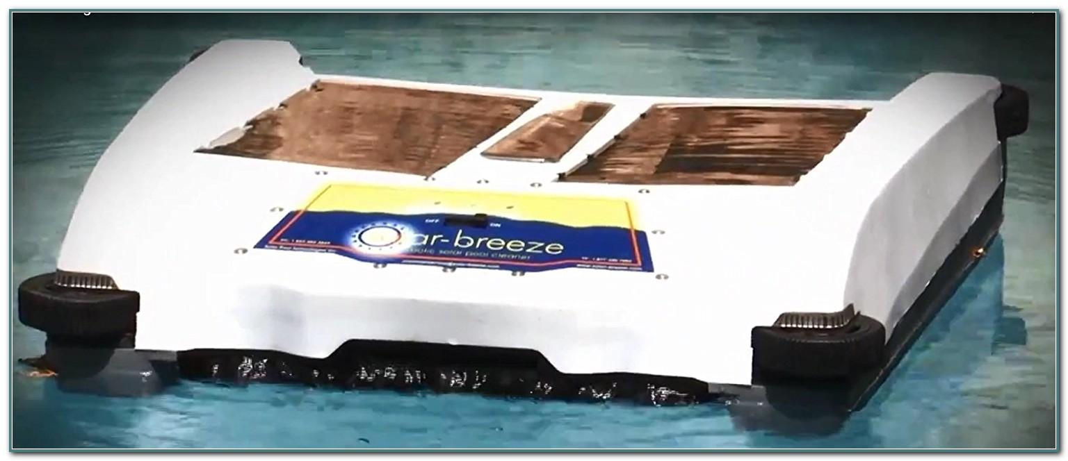 Solar Breeze Automatic Pool Skimmer