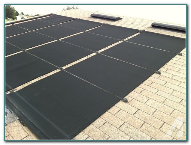 Solar Heater For Pool Orlando