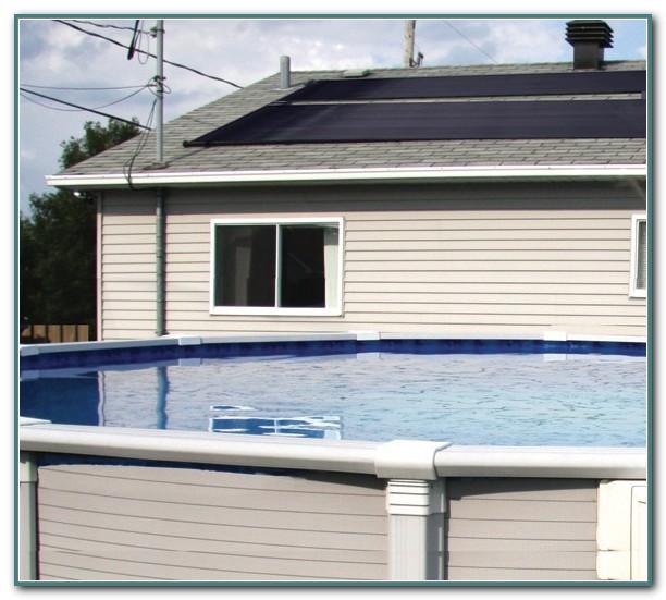 Solar Swimming Pool Heater Kits