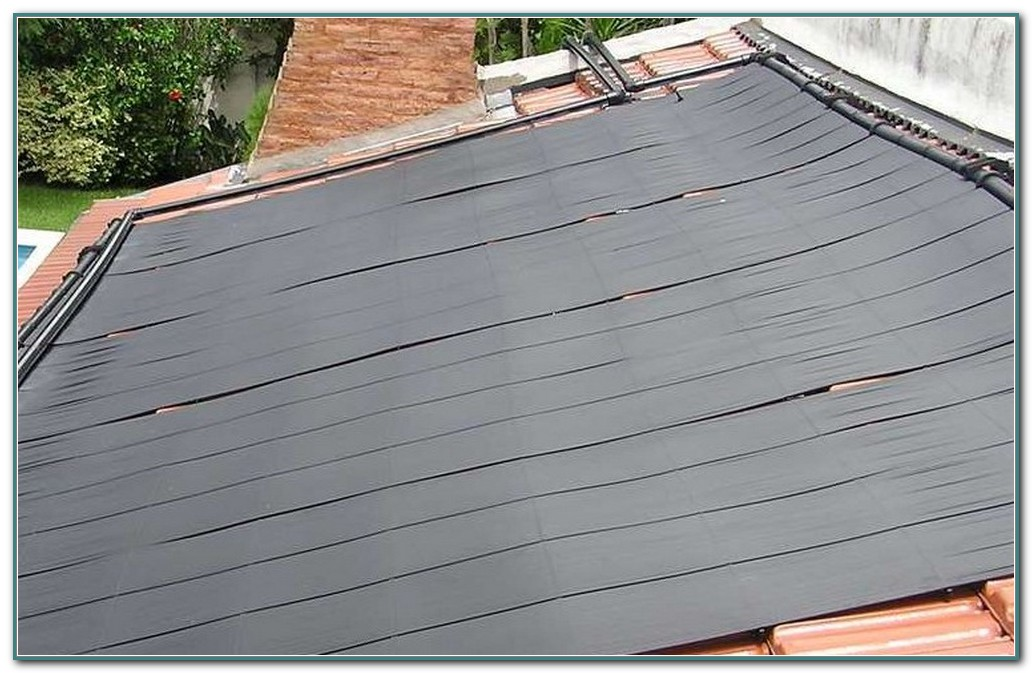 Solar Water Heater For Inground Pools