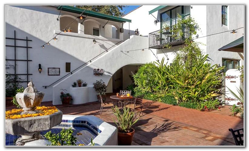Spanish Garden Inn Santa Barbara Ca