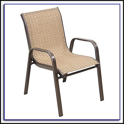 Stacking Patio Chairs Target
