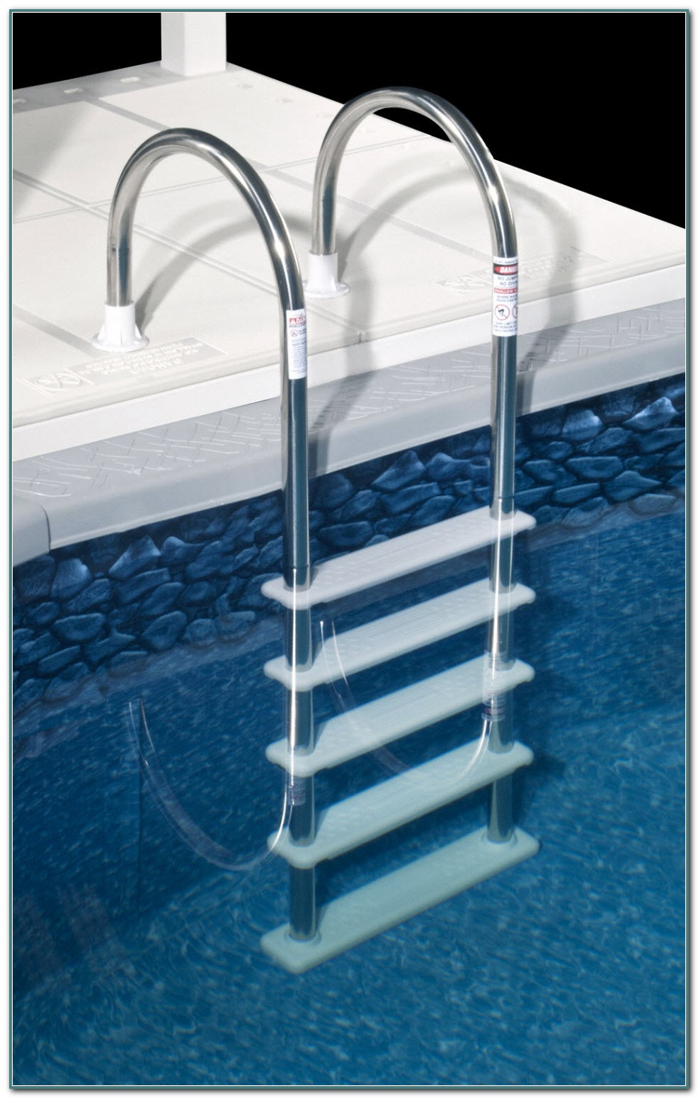 Stainless Steel Pool Ladder Steps