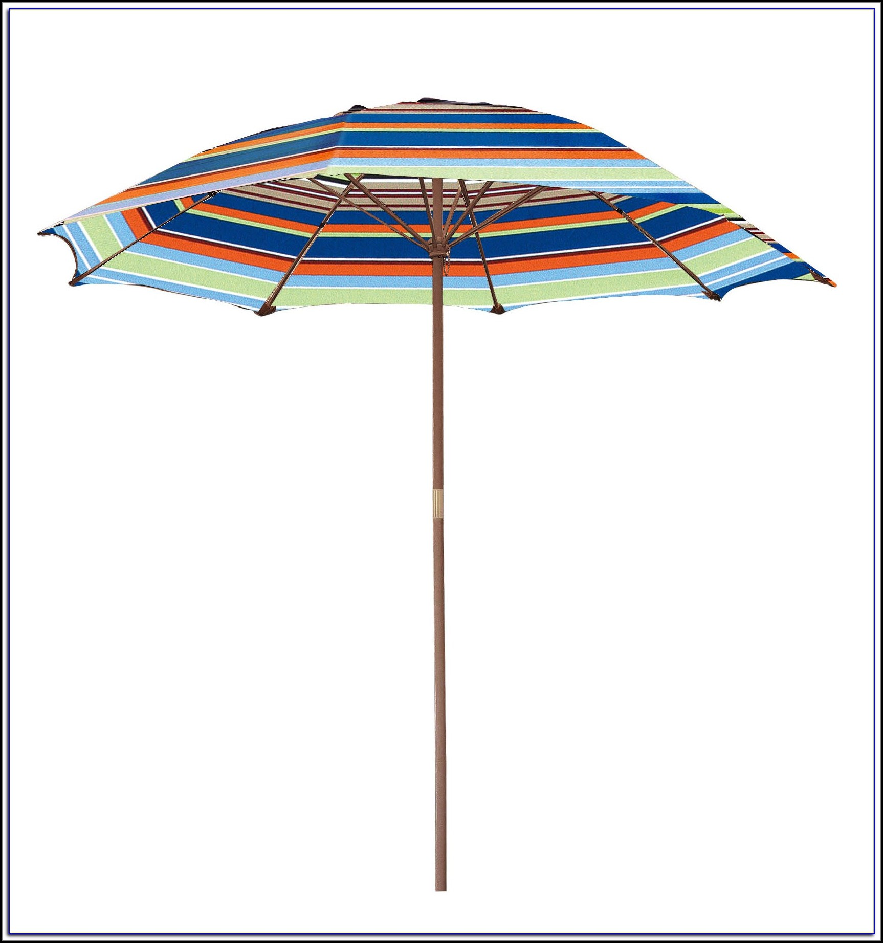 Striped Patio Umbrella Uk
