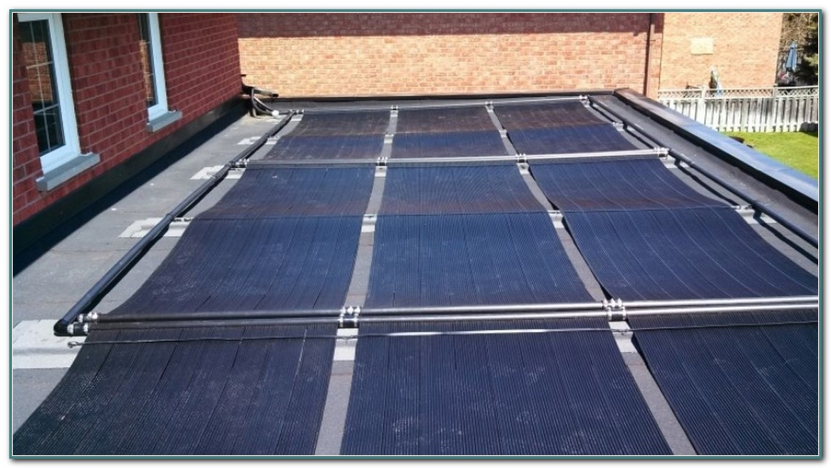 Sunheater Solar Pool Heater Inground