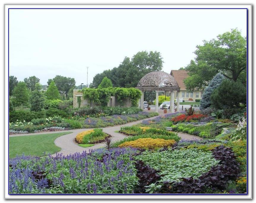 Sunken Gardens Lincoln Ne History
