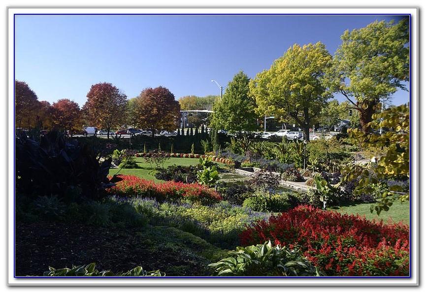 Sunken Gardens Lincoln Ne Parking
