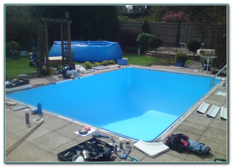 Swimming Pool Liner Replacement Kent