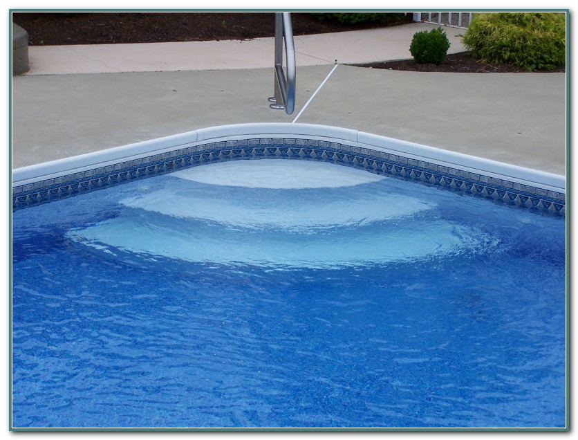 Swimming Pool Steps For Inground Pools