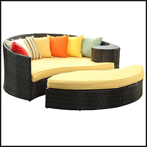 Taiji Outdoor Patio Daybed