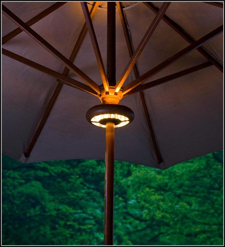 Target Patio Umbrella Lights