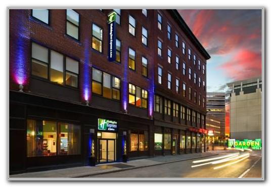 Td Garden Boston Ma Hotels Near