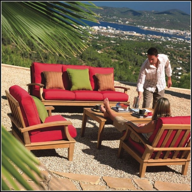 Teak Patio Furniture Cushions