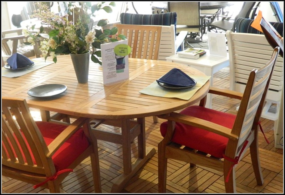 Teak Patio Furniture Raleigh Nc