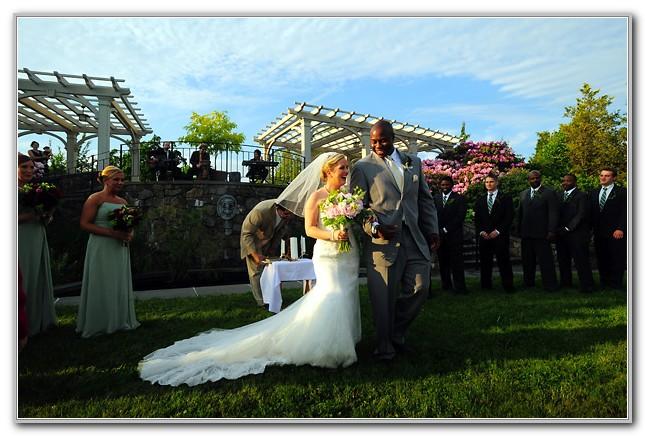 Tower Hill Botanic Garden Wedding Photos