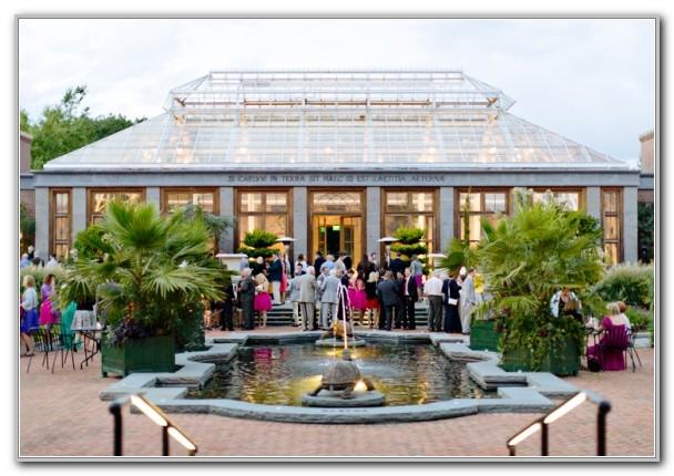 Tower Hill Botanical Garden Wedding Rates